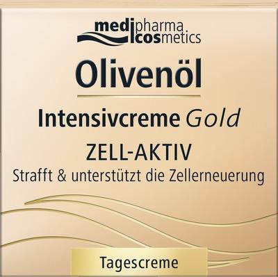 Olivenöl Intensivcreme Gold Zell-aktiv Tagescreme