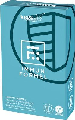 Bjökovit Immun Formel Vegan Kapseln