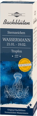 Murnauers Bachblüten Sternzeichen Wassermann