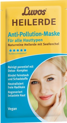 Luvos Heilerde Anti-pollution-maske