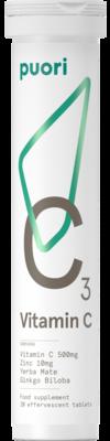 Puori C3 Brausetabletten