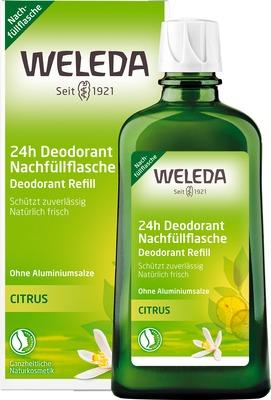 WELEDA 24h Deodorant Nachfüllflasche